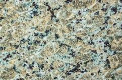 绿松石,深蓝和金优美的花岗岩 免版税图库摄影