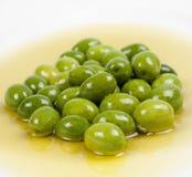 绿橄榄 库存照片