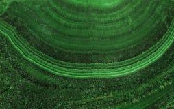 绿沸铜绿色矿物宝石 图库摄影