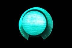 绿灯 免版税库存图片