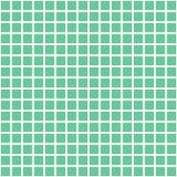 绿色传染媒介方形的网格图形 无缝的纹理 皇族释放例证