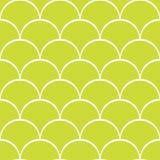 绿色传染媒介无缝的抽象样式 免版税库存图片