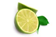 绿色健康石灰 库存图片
