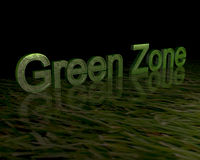 绿色区域 库存图片