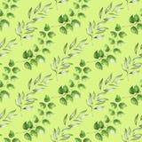 绿色叶子样式 库存照片