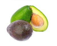 绿色和hass鲕梨的混合。 图库摄影