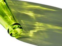 绿色影子 免版税库存图片
