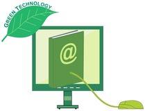 绿色技术 免版税库存照片