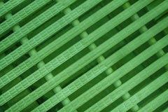 绿色抽象滤网背景白色颜色现代塑料破折线 免版税库存照片