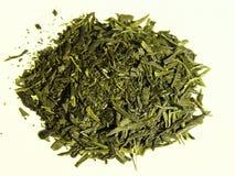 绿色日本茶 库存照片