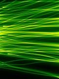 绿色条纹 免版税库存照片