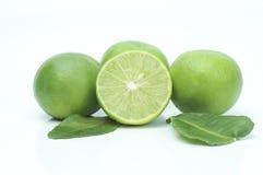 绿色柠檬水 免版税库存图片