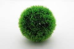 绿色查出的世界 免版税库存图片