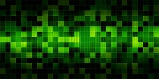 绿色正方形 库存照片