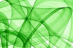 绿色混合 免版税库存图片