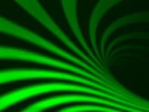 绿色激光抽象背景 免版税库存图片