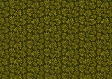 绿色烟花疾风样式设计墙纸 库存例证