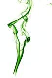 绿色烟 向量例证