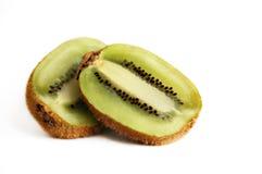 绿色猕猴桃 免版税库存图片