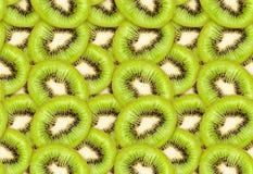 绿色猕猴桃无缝的纹理 免版税库存图片