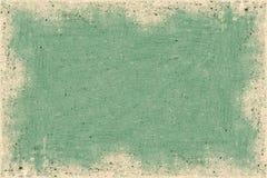 绿色的框架 免版税库存图片
