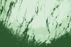 绿色石头的纹理  免版税库存照片