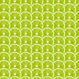 绿色石灰切样式背景 免版税库存图片