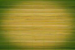 绿色纹理作成蜘蛛网状黄色 免版税库存图片