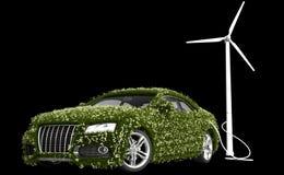 绿色能源 库存照片