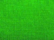 绿色自然纺织品织地不很细背景  库存图片