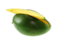 绿色芒果 免版税库存图片