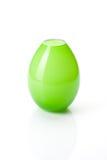 绿色花瓶 免版税库存照片