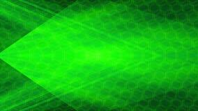 绿色英尺长度背景 股票录像