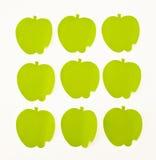 绿色苹果 免版税图库摄影