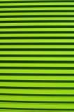 绿色金属房屋板壁纹理 免版税库存图片