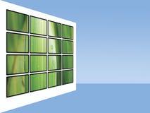 绿色问题 向量例证