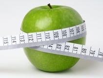 绿色Apple 免版税图库摄影