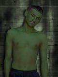 绿色orc 库存照片