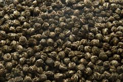 绿茶背景 免版税库存图片