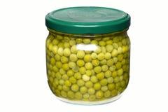 绿豆罐 免版税库存图片