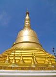 缅甸塔 免版税图库摄影