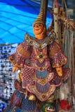 缅甸纪念品 免版税图库摄影
