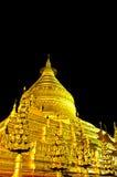 缅甸缅甸异教的废墟 库存图片
