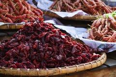 缅甸街道食物 库存照片