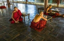 缅甸 库存照片