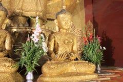 缅甸Bagan寺庙 免版税库存照片