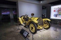 1913年绸缎商类型35-J Raceabout 库存照片