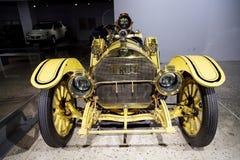 1913年绸缎商类型35-J Raceabout 免版税库存照片