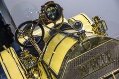 1913年绸缎商类型35 raceabout 免版税图库摄影