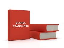 编制程序标准 图库摄影